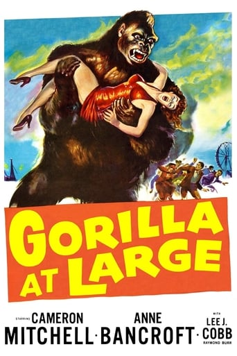 Poster of Gorilla at Large