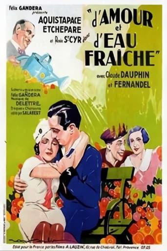 Poster of D'amour et d'eau fraîche