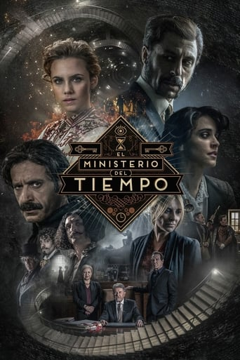 Poster of The Ministry of Time