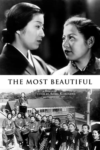 Poster of The Most Beautiful