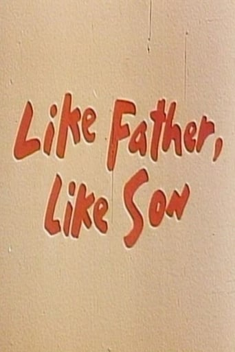 Poster of Like Father, Like Son