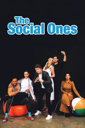 Poster of The Social Ones