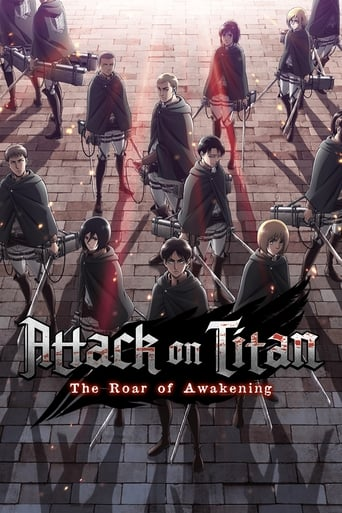 Poster of Attack on Titan: The Roar of Awakening