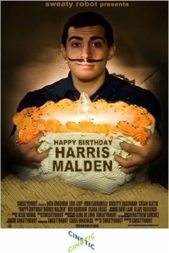 Poster of Happy Birthday Harris Malden