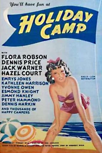Poster of Holiday Camp