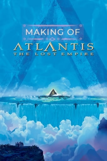 Poster of The Making of 'Atlantis: The Lost Empire'