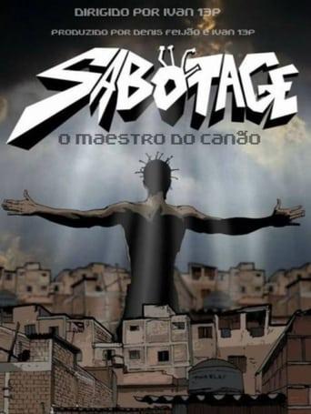 Poster of Sabotage: O Maestro do Canão