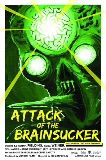 Poster of Attack of the Brainsucker