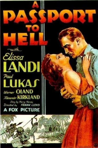 Poster of A Passport to Hell