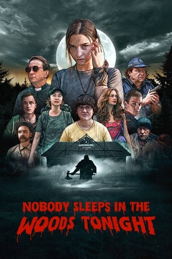 Poster of Nobody Sleeps in the Woods Tonight