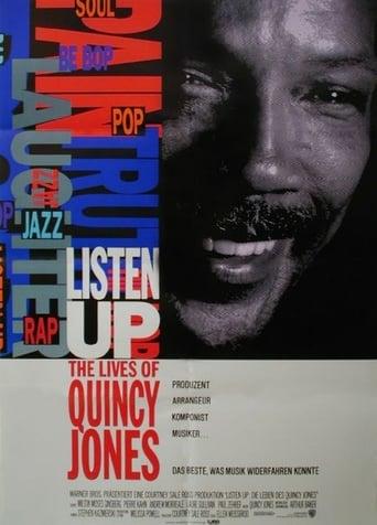 Poster of Listen Up: The Lives Of Quincy Jones