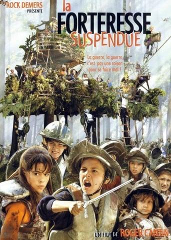 Poster of La forteresse suspendue