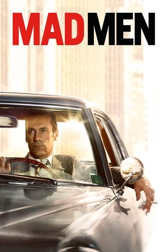 Poster of Mad Men