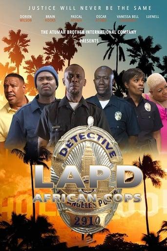 LAPD African Cops