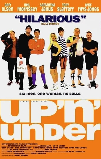 Poster of Up 'n' Under