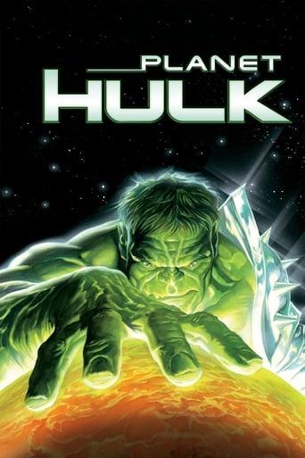 Poster of Planet Hulk