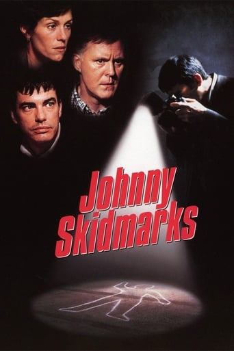 Johnny Skidmarks poster