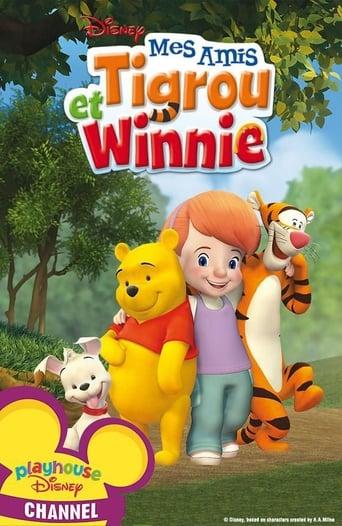 Poster of Mes amis Tigrou et Winnie
