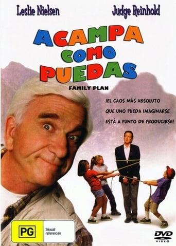 Poster of Acampa como puedas