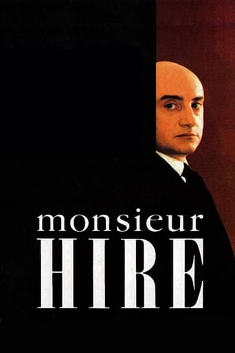 Poster of Monsieur Hire
