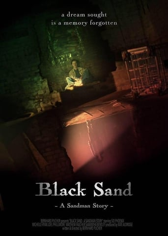 Poster of Black Sand: A Sandman Story
