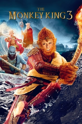 Poster of The Monkey King 3
