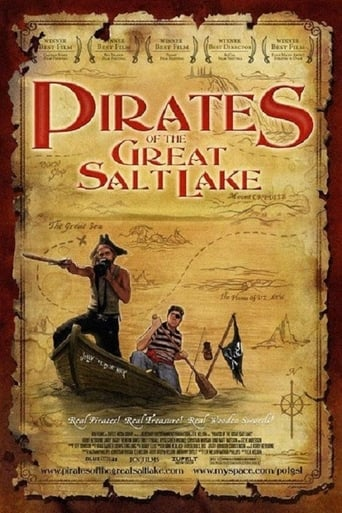 Poster of Pirates of the Great Salt Lake