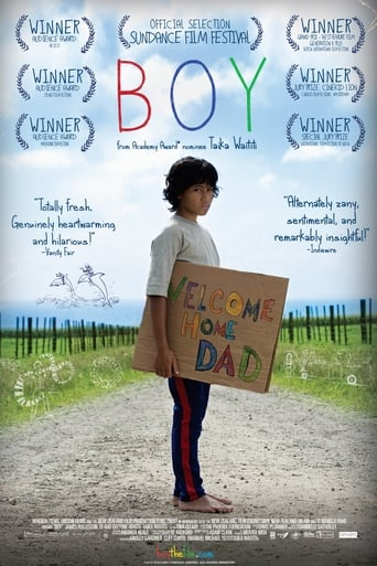 Poster of Boy