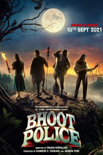 Poster of Bhoot Police