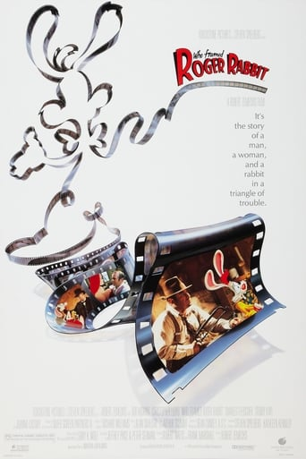 Poster of Who Framed Roger Rabbit