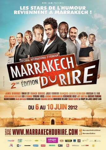Le Marrakech du rire poster