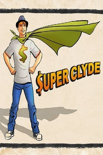 Poster of Super Clyde