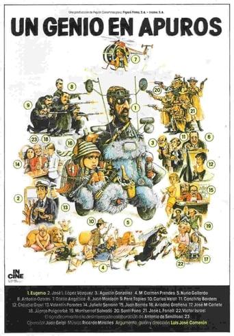 Poster of Un genio en apuros