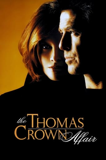 Poster of The Thomas Crown Affair