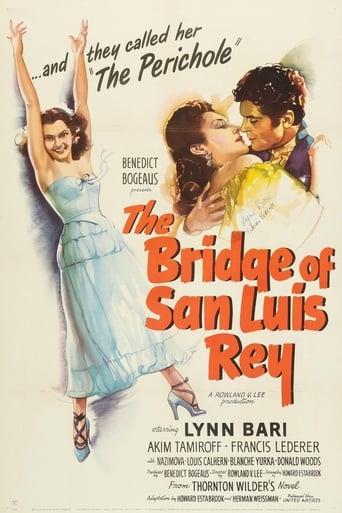Poster of The Bridge of San Luis Rey