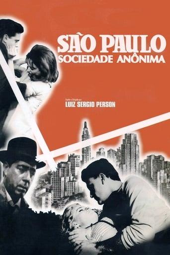 Poster of São Paulo, S.A.