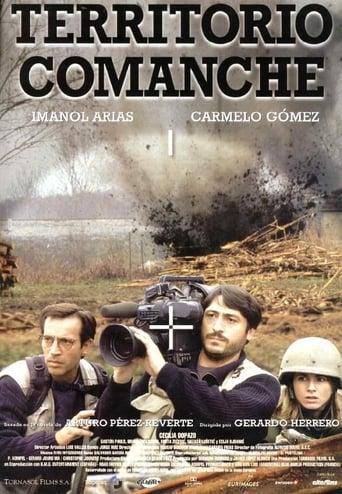Poster of Comanche Territory