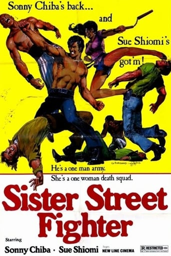 Poster of Sister Street Fighter