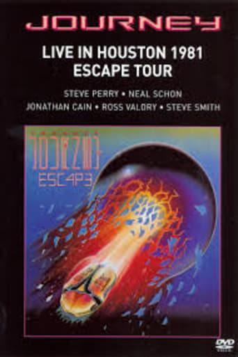 Journey Escape Tour - 1981