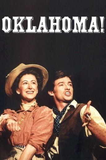 Poster of Oklahoma!