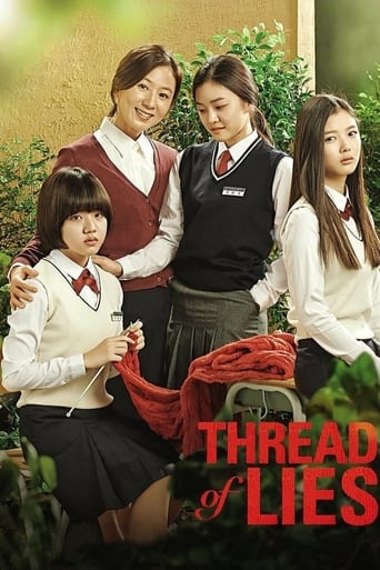 Poster of Thread of Lies