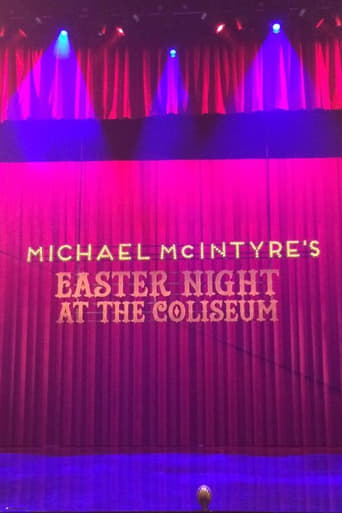 Poster of Michael McIntyre's Easter Night at the Coliseum