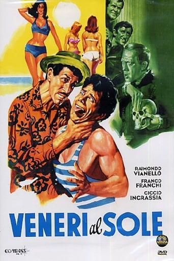 Poster of Veneri al sole
