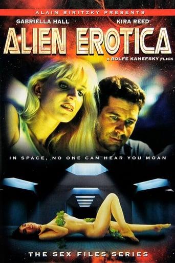 Poster of Sex Files: Alien Erotica