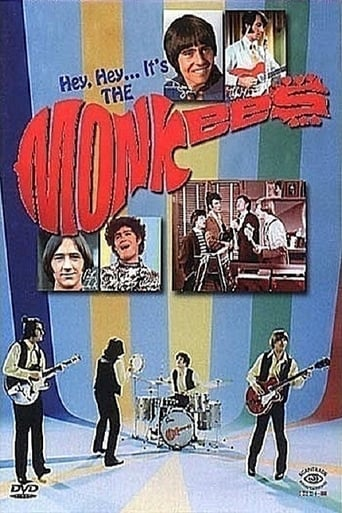 Poster of Hey, Hey, It's the Monkees