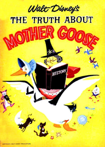 Poster of The Truth About Mother Goose