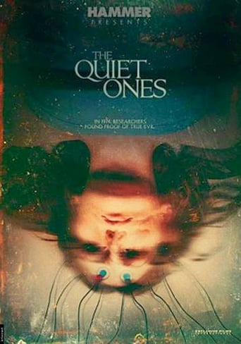 Poster of The Quiet Ones