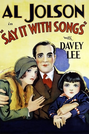 Poster of Say It with Songs