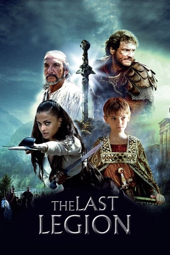 Poster of The Last Legion