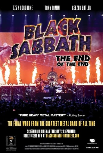 watch Black Sabbath: The End of the End online